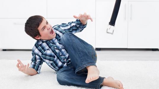 Дети со строгими родителями могут страдать ожирением