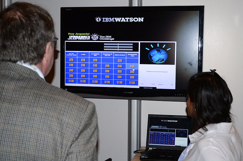 IBM Watson поможет в исследовании рака мозга