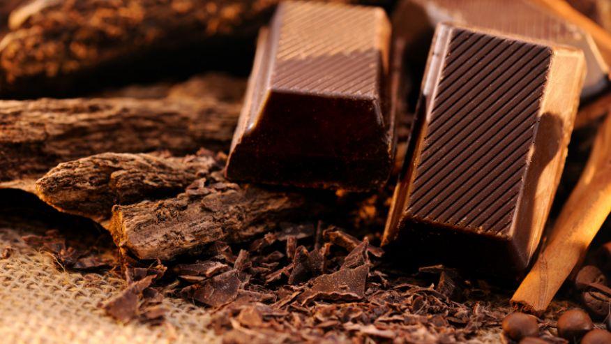 Темный шоколад может предотвратить развитие ожирения и диабета
