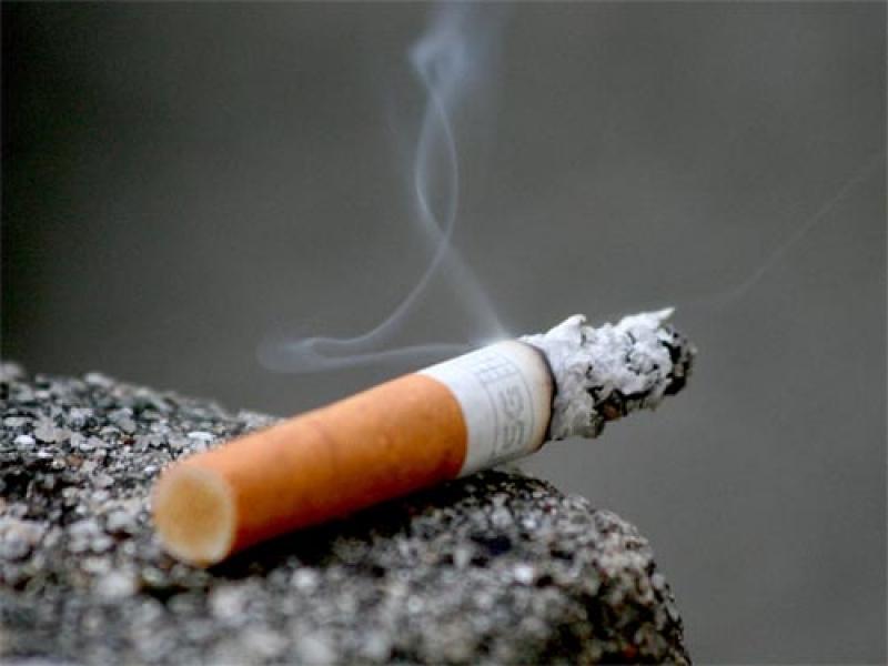 У мужчин начавших курить до 11 лет более толстые сыновья
