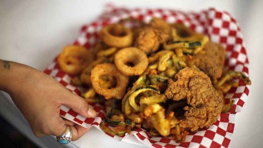 В США нездоровую еду хотят обложить налогом