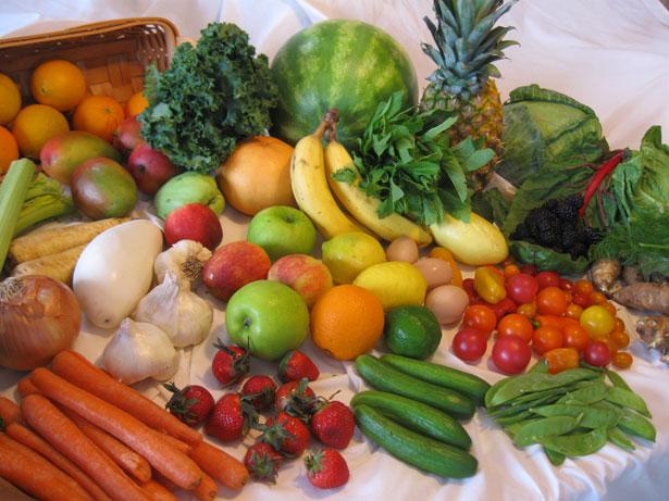 Маленьких детей проще приучить к овощам