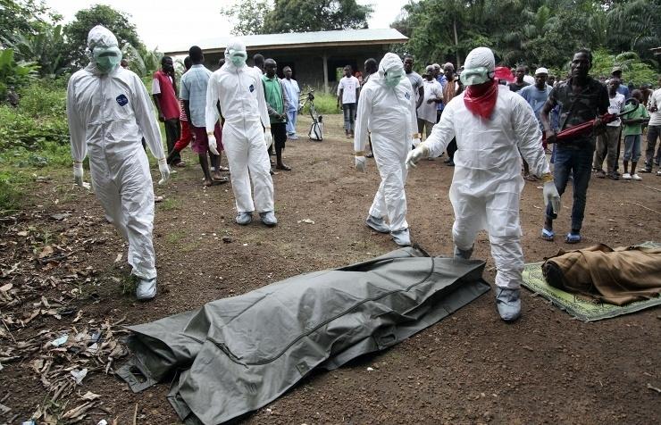 За 3 дня от Эболы погибло еще 84 человека