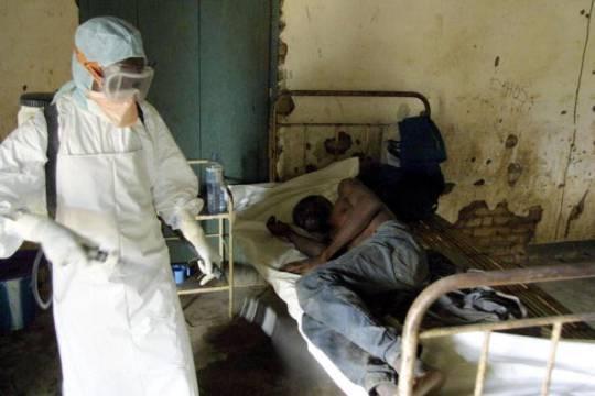 В Конго это Эбола погибли 32 человека